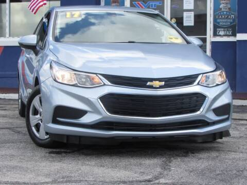 2017 Chevrolet Cruze for sale at VIP AUTO ENTERPRISE INC. in Orlando FL