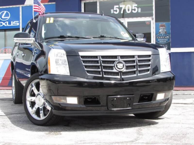 2011 Cadillac Escalade EXT for sale at VIP AUTO ENTERPRISE INC. in Orlando FL