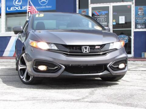 2015 Honda Civic for sale at VIP AUTO ENTERPRISE INC. in Orlando FL