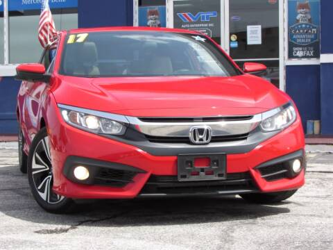 2017 Honda Civic for sale at VIP AUTO ENTERPRISE INC. in Orlando FL