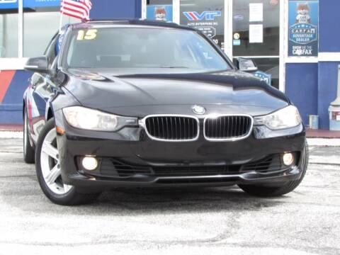2015 BMW 3 Series for sale at VIP AUTO ENTERPRISE INC. in Orlando FL