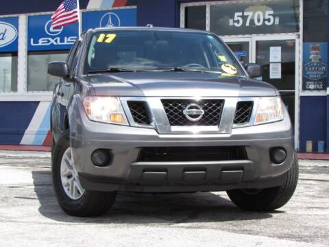 2017 Nissan Frontier for sale at VIP AUTO ENTERPRISE INC. in Orlando FL