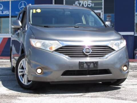 2014 Nissan Quest for sale at VIP AUTO ENTERPRISE INC. in Orlando FL
