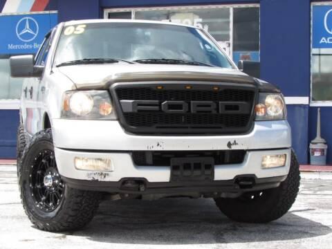 2005 Ford F-150 for sale at VIP AUTO ENTERPRISE INC. in Orlando FL