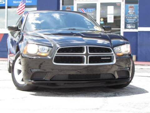 2012 Dodge Charger for sale at VIP AUTO ENTERPRISE INC. in Orlando FL