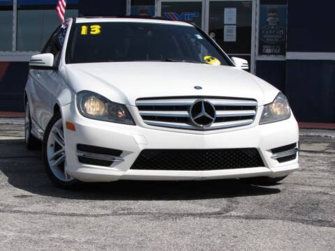 2013 Mercedes-Benz C-Class for sale at VIP AUTO ENTERPRISE INC. in Orlando FL