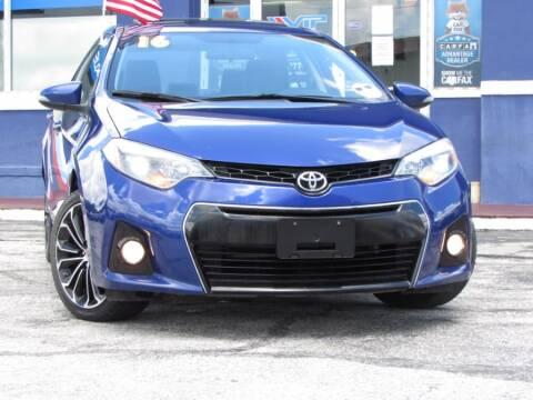 2016 Toyota Corolla for sale at VIP AUTO ENTERPRISE INC. in Orlando FL