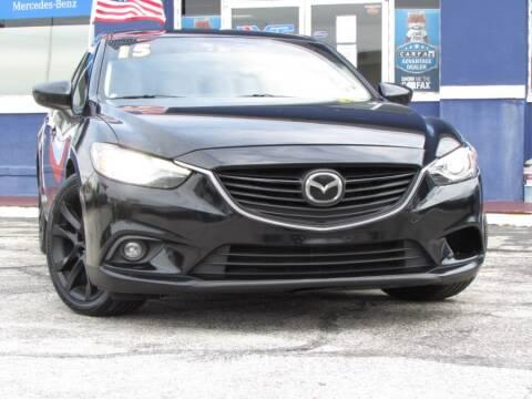 2015 Mazda MAZDA6 for sale at VIP AUTO ENTERPRISE INC. in Orlando FL