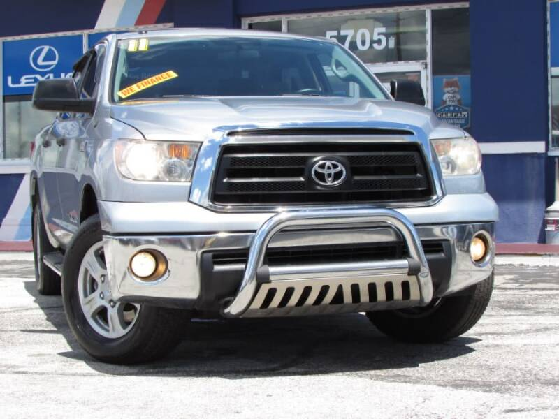 2011 Toyota Tundra for sale at VIP AUTO ENTERPRISE INC. in Orlando FL