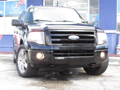 2007 Ford Expedition for sale at VIP AUTO ENTERPRISE INC. in Orlando FL
