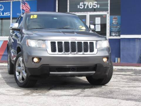 2013 Jeep Grand Cherokee for sale at VIP AUTO ENTERPRISE INC. in Orlando FL