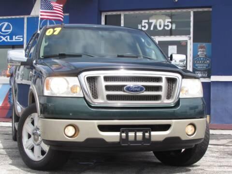 2007 Ford F-150 for sale at VIP AUTO ENTERPRISE INC. in Orlando FL