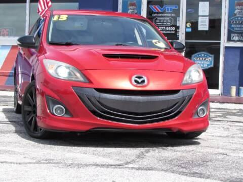 2013 Mazda MAZDASPEED3 for sale at VIP AUTO ENTERPRISE INC. in Orlando FL