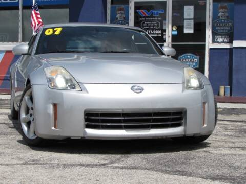 2007 Nissan 350Z for sale at VIP AUTO ENTERPRISE INC. in Orlando FL