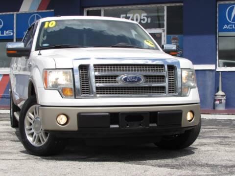 2010 Ford F-150 for sale at VIP AUTO ENTERPRISE INC. in Orlando FL