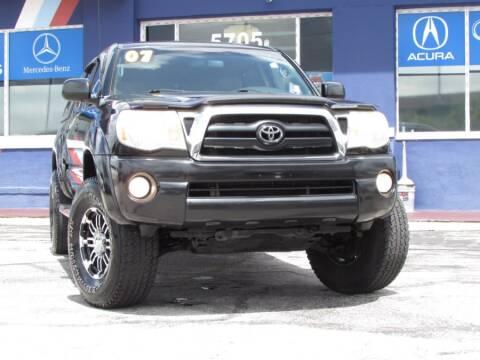 2007 Toyota Tacoma for sale at VIP AUTO ENTERPRISE INC. in Orlando FL