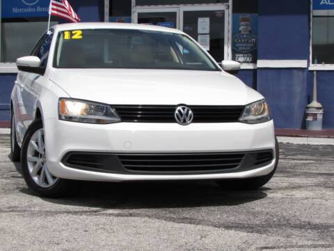 2012 Volkswagen Jetta for sale at VIP AUTO ENTERPRISE INC. in Orlando FL
