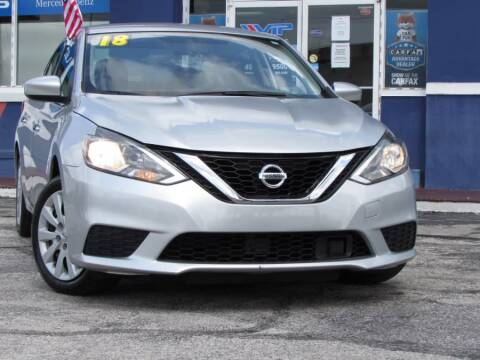 2018 Nissan Sentra for sale at VIP AUTO ENTERPRISE INC. in Orlando FL