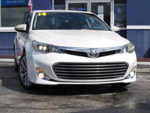 2014 Toyota Avalon for sale at VIP AUTO ENTERPRISE INC. in Orlando FL