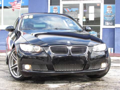 2008 BMW 3 Series for sale at VIP AUTO ENTERPRISE INC. in Orlando FL