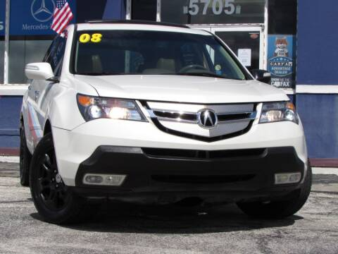 2008 Acura MDX for sale at VIP AUTO ENTERPRISE INC. in Orlando FL