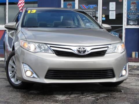 2013 Toyota Camry for sale at VIP AUTO ENTERPRISE INC. in Orlando FL