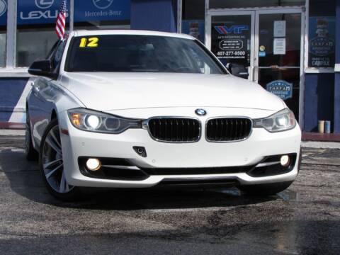 2012 BMW 3 Series for sale at VIP AUTO ENTERPRISE INC. in Orlando FL
