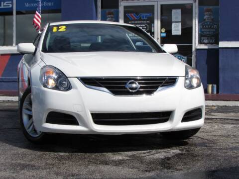 2012 Nissan Altima for sale at VIP AUTO ENTERPRISE INC. in Orlando FL