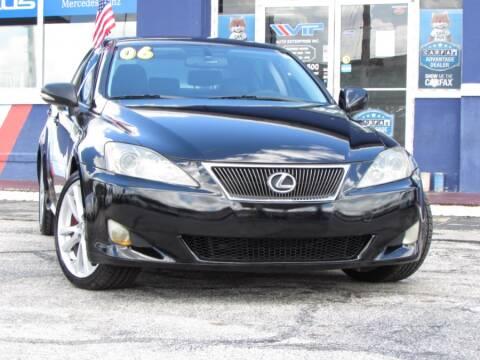2006 Lexus IS 350 for sale at VIP AUTO ENTERPRISE INC. in Orlando FL