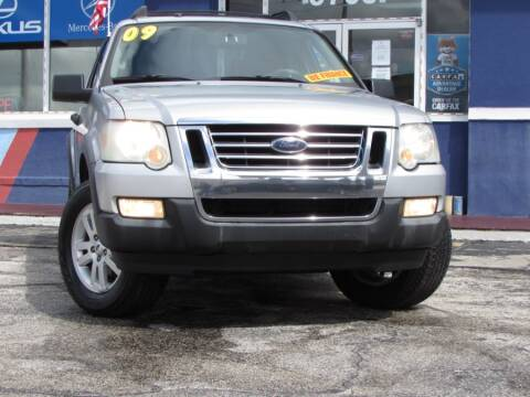 2009 Ford Explorer Sport Trac for sale at VIP AUTO ENTERPRISE INC. in Orlando FL