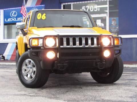 2006 HUMMER H3 for sale at VIP AUTO ENTERPRISE INC. in Orlando FL