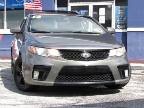 2012 Kia Forte Koup for sale at VIP AUTO ENTERPRISE INC. in Orlando FL