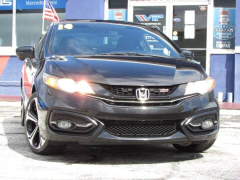 2014 Honda Civic for sale at VIP AUTO ENTERPRISE INC. in Orlando FL