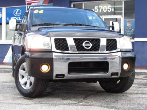 2007 Nissan Titan for sale at VIP AUTO ENTERPRISE INC. in Orlando FL