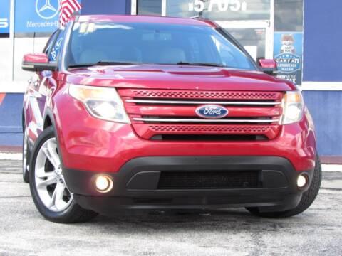 2011 Ford Explorer for sale at VIP AUTO ENTERPRISE INC. in Orlando FL