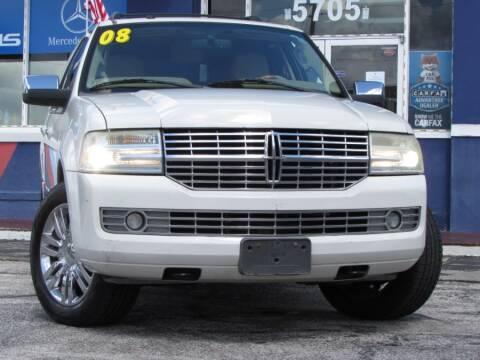 2008 Lincoln Navigator for sale at VIP AUTO ENTERPRISE INC. in Orlando FL
