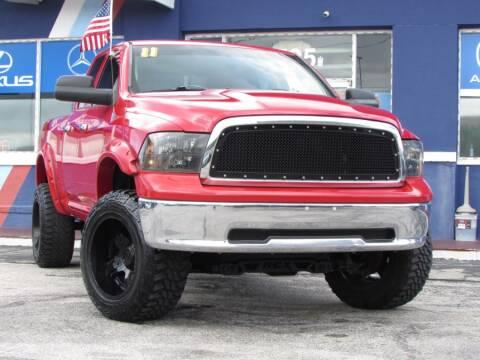 2011 RAM Ram Pickup 1500 for sale at VIP AUTO ENTERPRISE INC. in Orlando FL