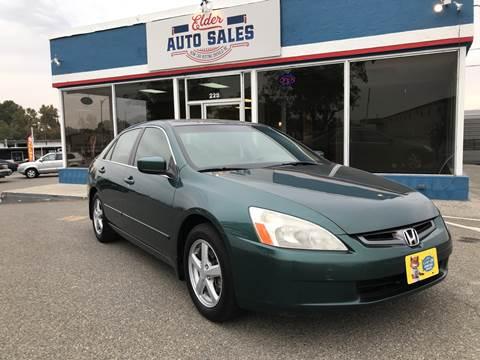 2003 Honda Accord for sale in Kennewick, WA