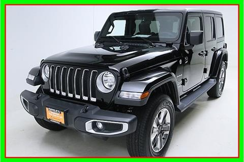 2019 Jeep Wrangler Unlimited for sale in Aurora, OH
