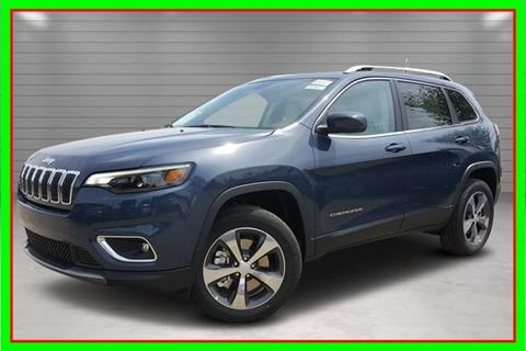2019 Jeep Cherokee for sale in Aurora, OH