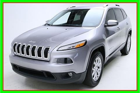 2018 Jeep Cherokee for sale in Aurora, OH