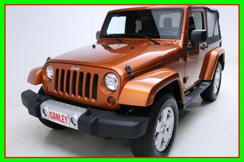 2011 Jeep Wrangler for sale in Aurora, OH