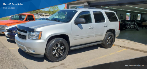 2010 Chevrolet Tahoe LS for sale at Hwy 47 Auto Sales in Saint Francis MN