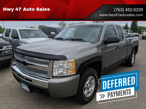 2009 Chevrolet Silverado 1500 LT for sale at Hwy 47 Auto Sales in Saint Francis MN