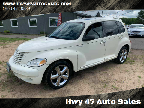 2005 Chrysler PT Cruiser Limited for sale at Hwy 47 Auto Sales in Saint Francis MN