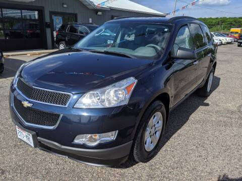 2012 Chevrolet Traverse LS for sale at Hwy 47 Auto Sales in Saint Francis MN