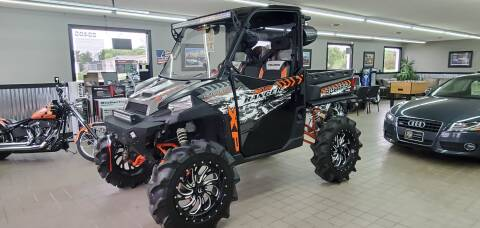 2016 Polaris ranger for sale at Hwy 47 Auto Sales in Saint Francis MN