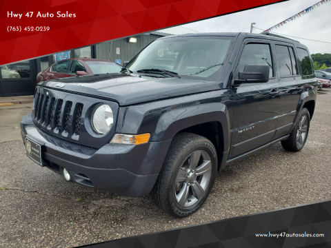 2015 Jeep Patriot for sale at Hwy 47 Auto Sales in Saint Francis MN