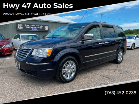 2010 Chrysler Town and Country for sale at Hwy 47 Auto Sales in Saint Francis MN