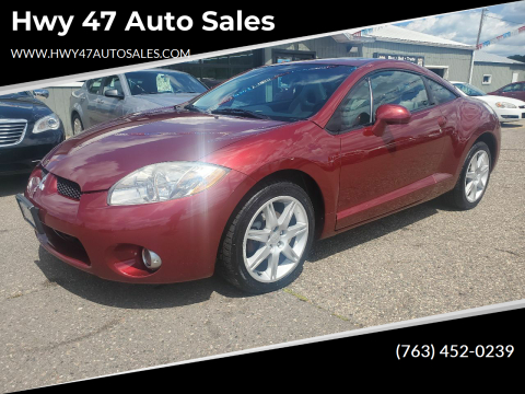 2006 Mitsubishi Eclipse for sale at Hwy 47 Auto Sales in Saint Francis MN